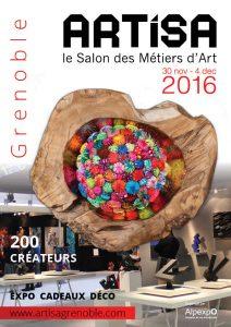 Salon Artisa Grenoble 2016
